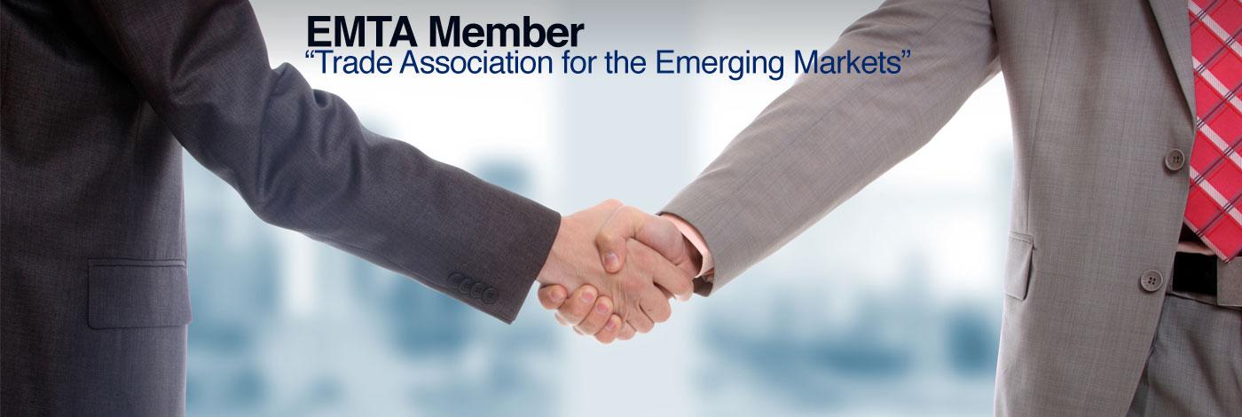 Emerging Markets Trading Asociation Member