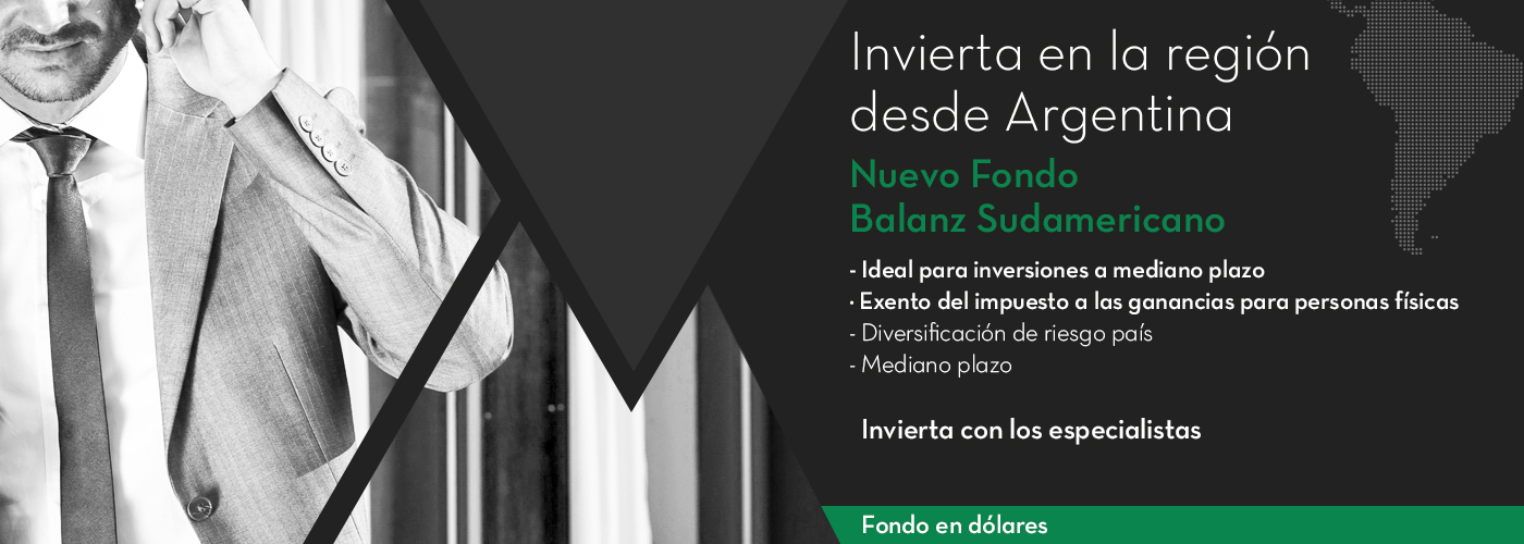 Nuevo Fondo Sudamericano en Dólares